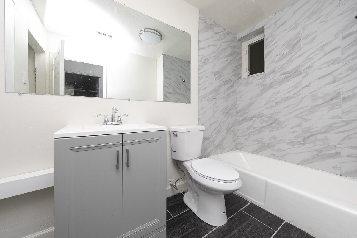 bathroom timberpointe